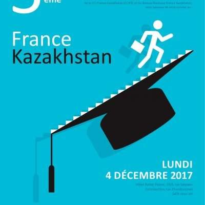 Participez au 5ème salon « Carrières France-Kazakhstan »