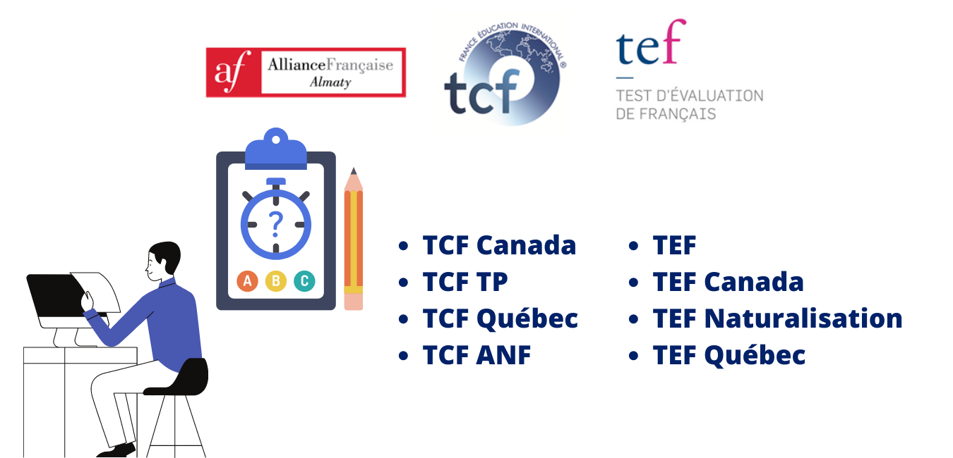 Inscription aux examens TEF/ TEFAQ